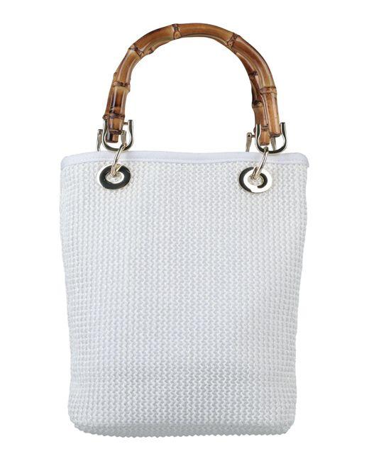 Mia Bag White Handtaschen