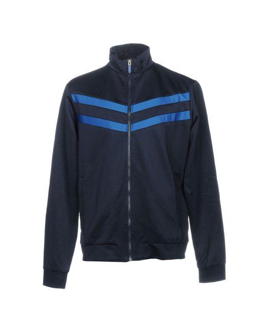 Bikkembergs Blue Sweatshirt for men