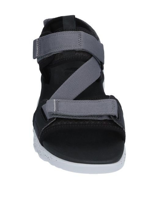 Timberland Black Sandals for men