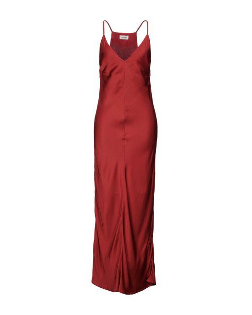 Vestito lungo di Ottod'Ame in Red