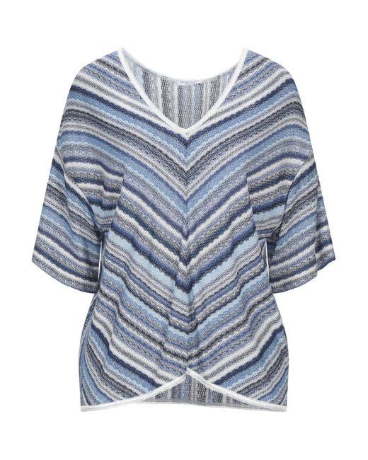 Pullover Gran Sasso de color Blue