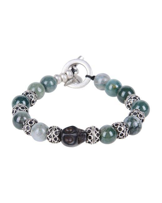 Eleventy - Green Bracelet - Lyst