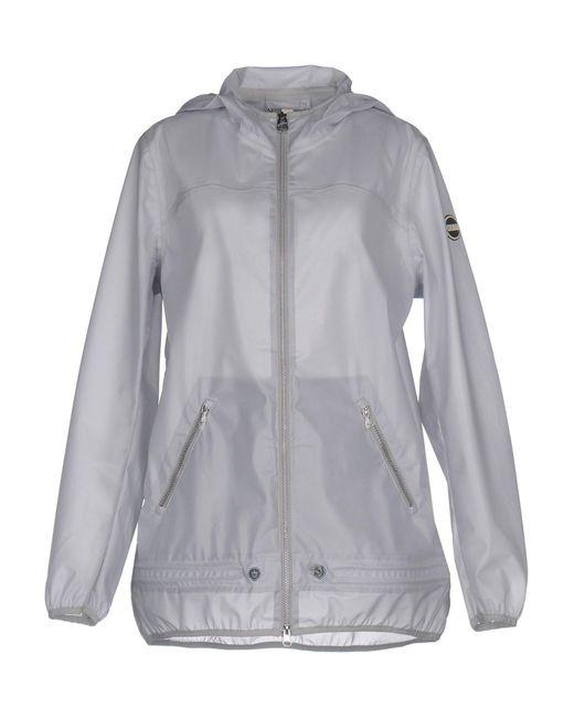 Colmar Gray Jacket
