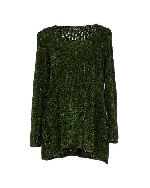 Charlott - Green Sweater - Lyst