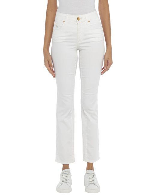 Pantalone di Marani Jeans in White