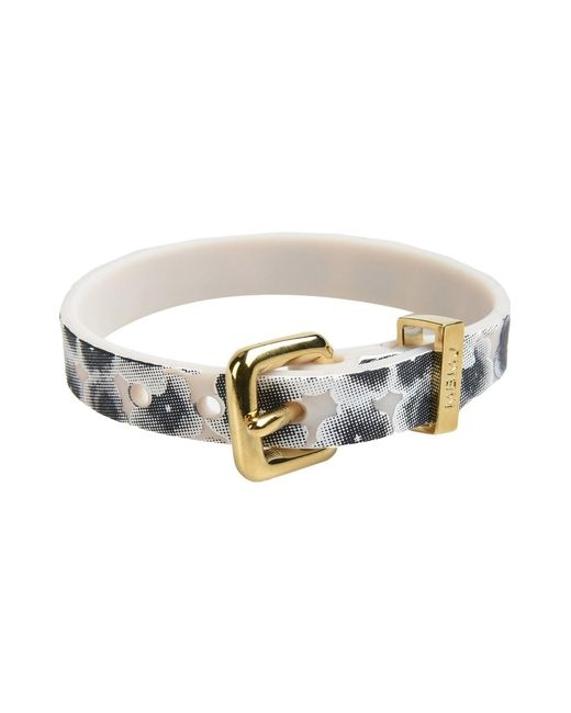 Marc By Marc Jacobs - Gray Bracelet - Lyst
