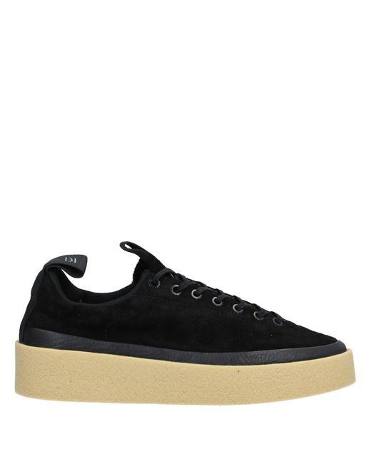 Clear Weather Black Low-tops & Sneakers for men
