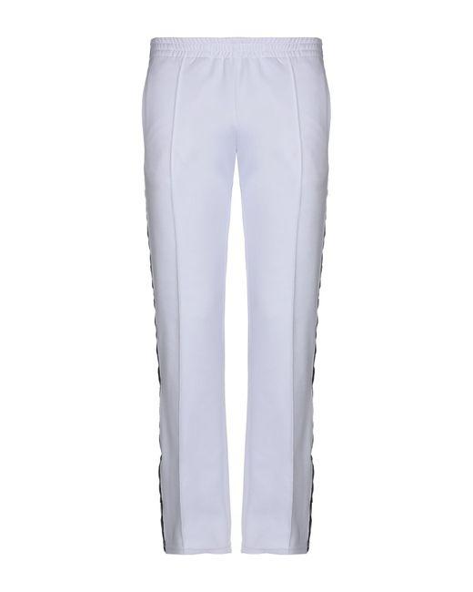 Pantalones Kappa de hombre de color White