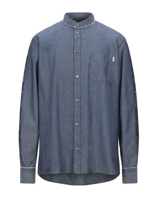 Chemise en jean Golden Goose Deluxe Brand pour homme en coloris Blue