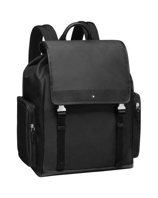 Montblanc - Black Backpacks   Bum Bags for Men - Lyst ... c8acbcacf96d2