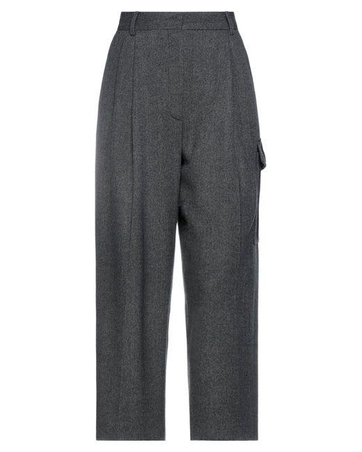 Pantalone di Dries Van Noten in Gray