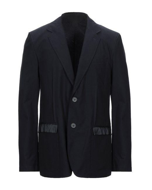 Lanvin Black Suit Jacket for men