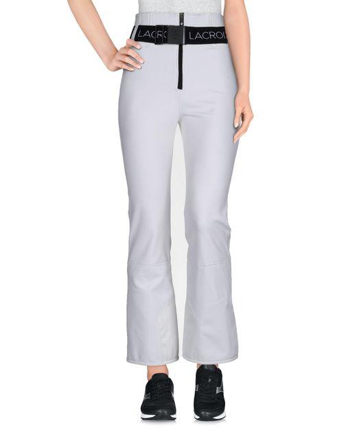 Lacroix - White Ski Pants - Lyst