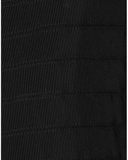 Falda corta BROGNANO de color Black