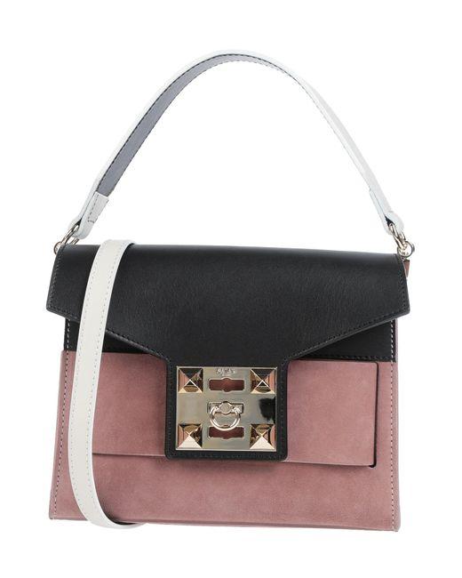 Salar Black Cross-body Bag