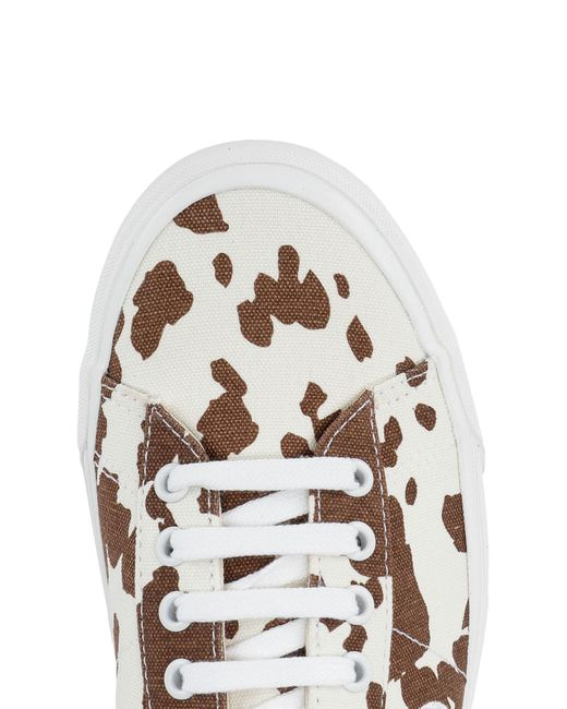 Sneakers Toile Vans pour homme - Lyst