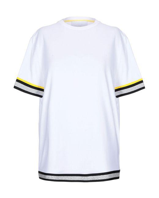 Camiseta No Ka 'oi de color White
