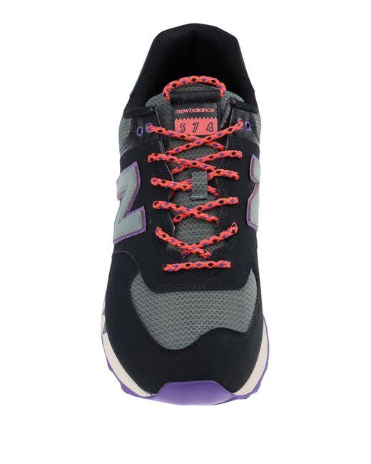 New Balance Low Sneakers & Tennisschuhe in Black für Herren