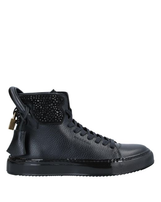 Buscemi Black High-tops & Sneakers