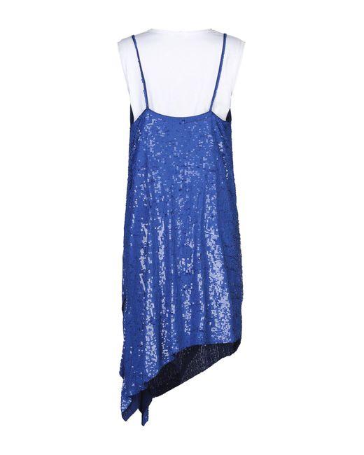 Vestito corto di P.A.R.O.S.H. in Blue