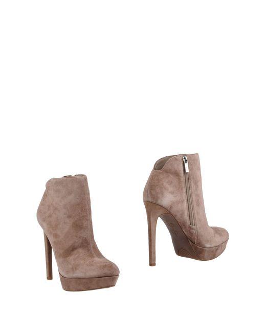 Jessica Simpson Multicolor Ankle Boots