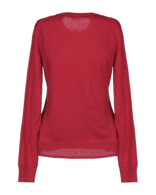 Pullover di Love Moschino in Red