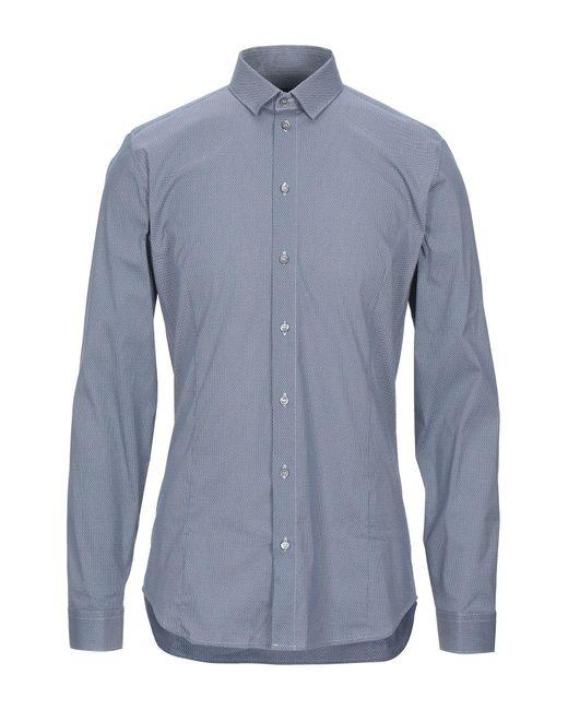 Patrizia Pepe Hemd in Blue für Herren