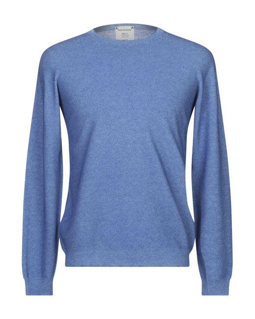 Pullover di Zanone in Blue da Uomo