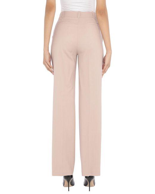 Pinko Pantalon femme de coloris rose