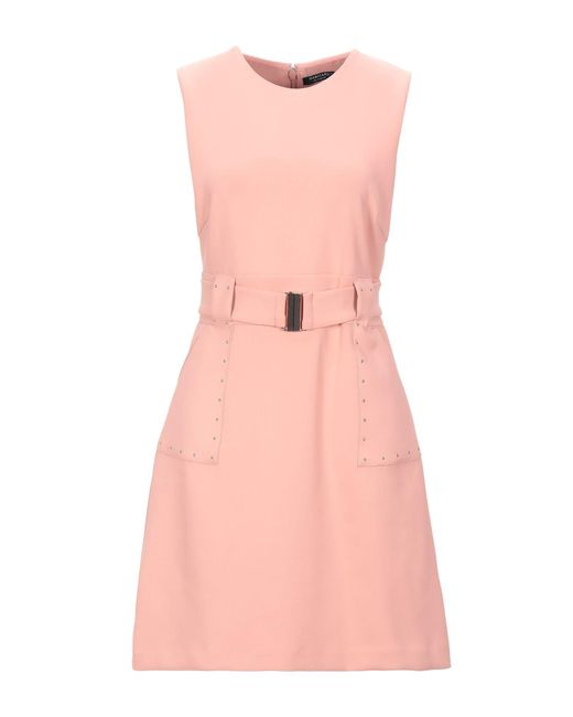 Marciano Pink Short Dress