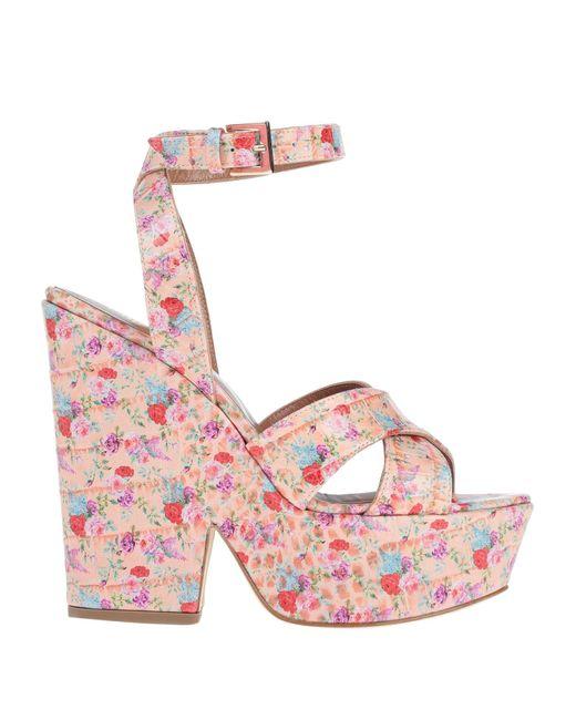 Paris Texas Pink Sandals
