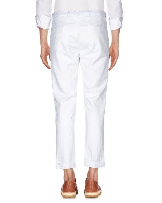 Pantalones Michael Coal de hombre de color White