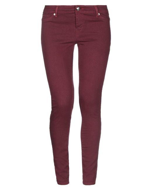 Pantalones vaqueros GAUDI de color Purple