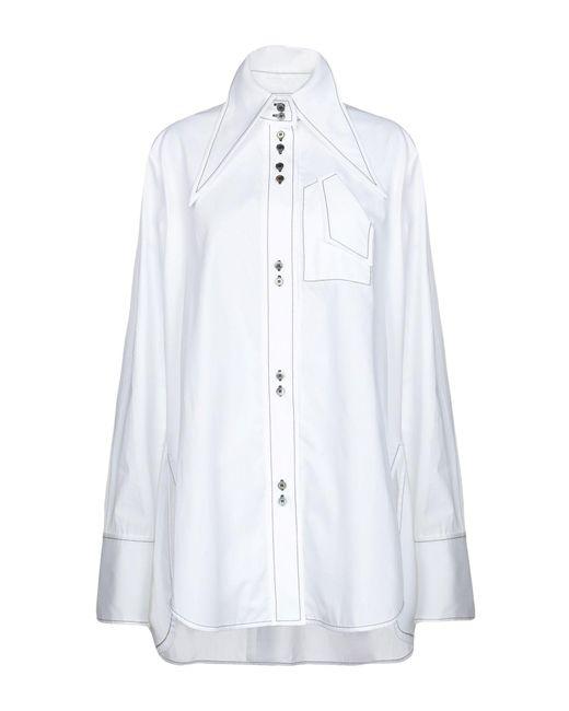 Ellery White Shirt