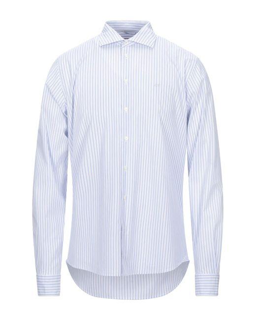 Camicia di Sun 68 in White da Uomo