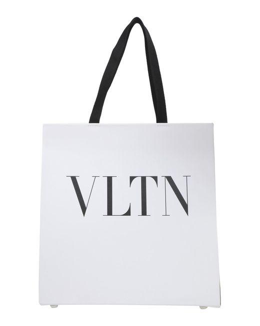 Valentino Garavani White Handbag for men