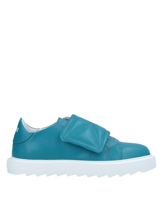 Versus  Blue Low-tops & Sneakers