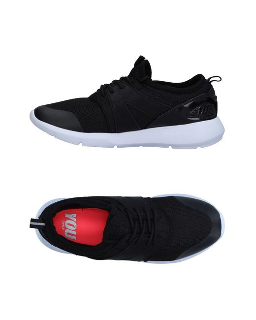 ONLY - Black Low-tops & Sneakers - Lyst