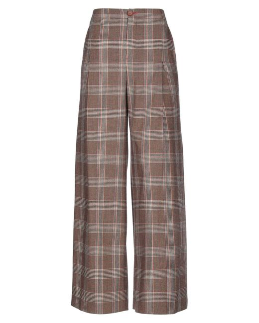 Maliparmi Multicolor Casual Pants