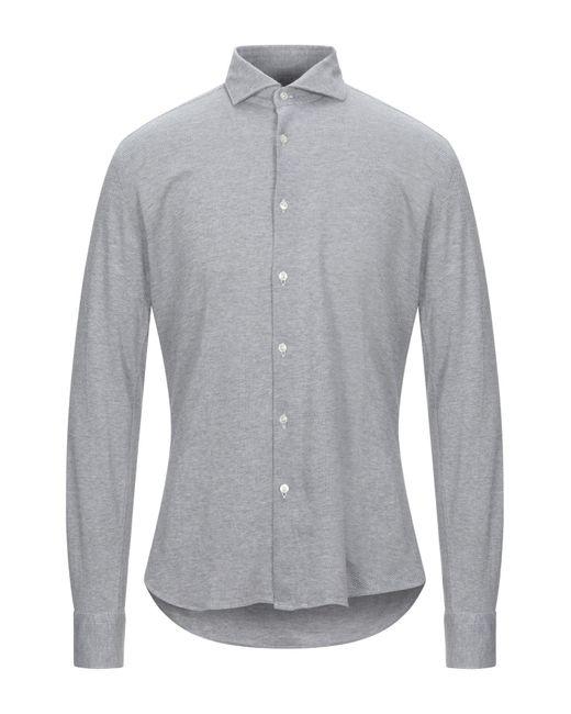 Xacus Hemd in Gray für Herren
