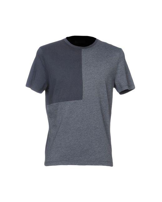 Camiseta Alpha Studio de hombre de color Blue