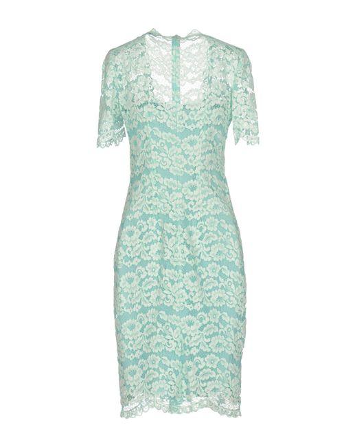 Blumarine Blue Knee-length Dress