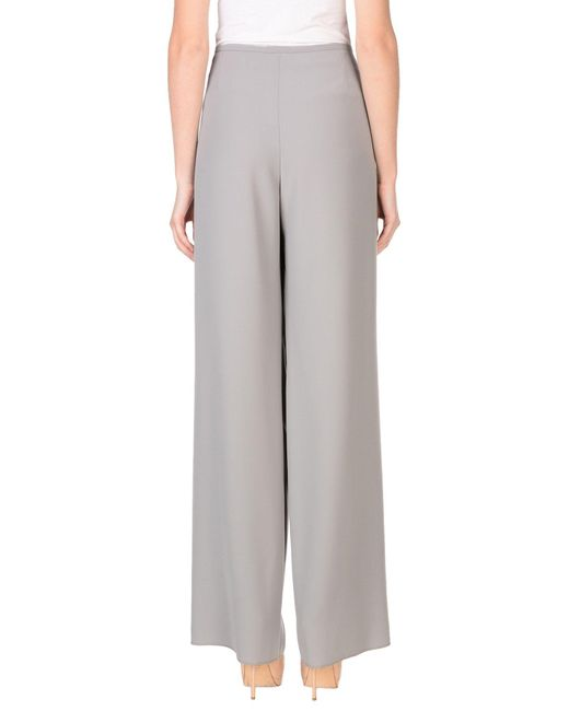 Pantalones Armani de color Gray