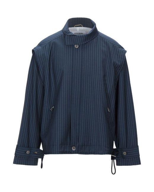 Martin Asbjorn Blue Jacket for men