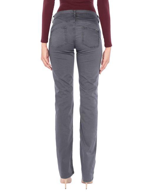 Pantalon Liu Jo en coloris Gray