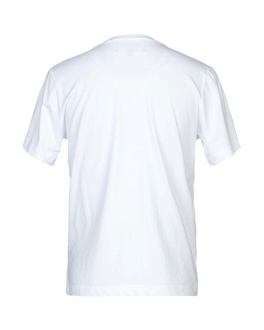 T-shirt di Hydrogen in White da Uomo