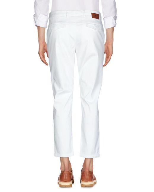 PT Torino Hose in White für Herren