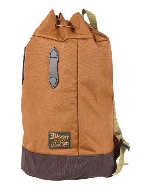 Filson - Brown Backpacks & Fanny Packs for Men - Lyst