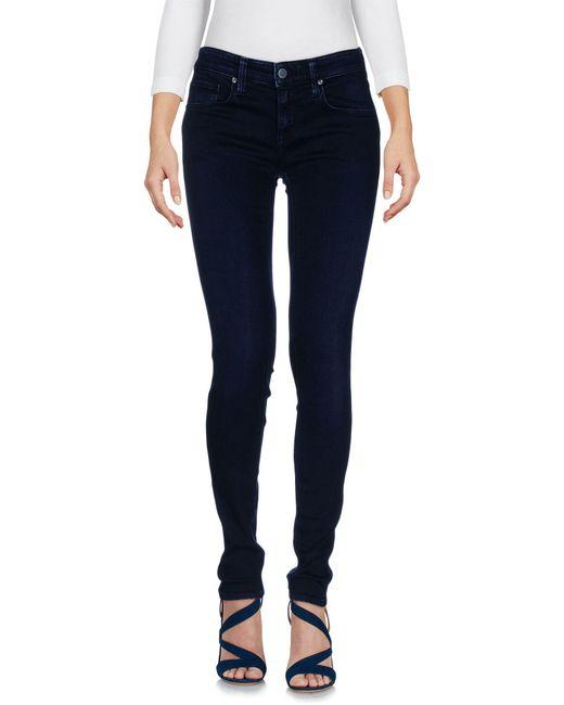 Genetic Denim Blue Denim Pants