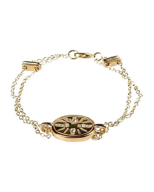 Elizabeth and James Metallic Bracelet